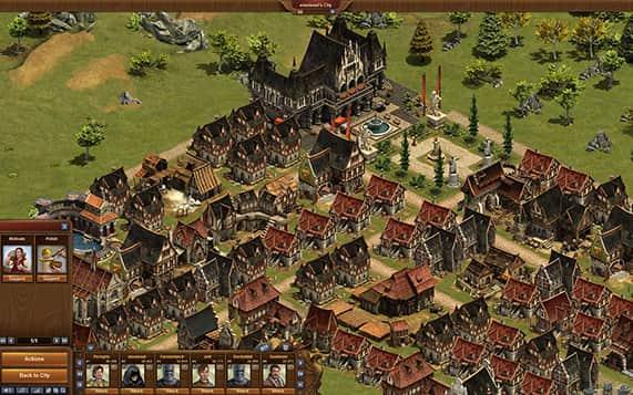 Стратегия онлайн фордж оф игры рпг онлайн 2012